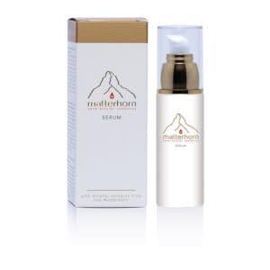Swiss Mineral Cosmetics - cosmétiques zermatt, Cervin - serum